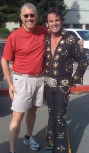 Terry Finds Elvis
